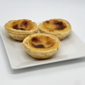 12-Small-Pastries-Portuguese-Custard-Tart